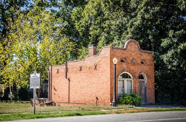 Lowndesville Bank Abbeville County