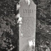 Lyles Family Marker Fairfield County