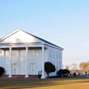 Lynchburg Presbyterian Church in Lee County
