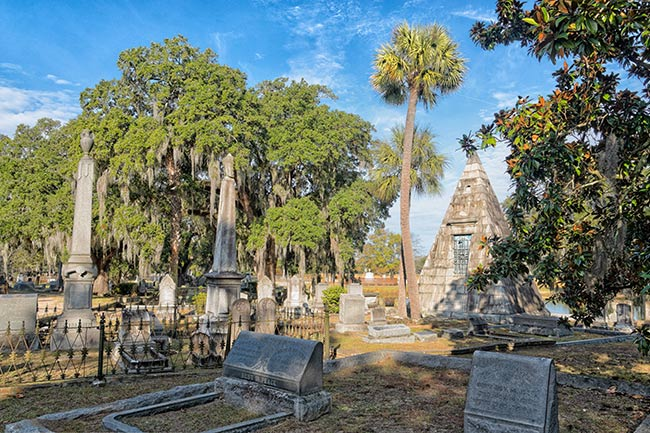 Magnolia Cemetery - Charleston, South Carolina