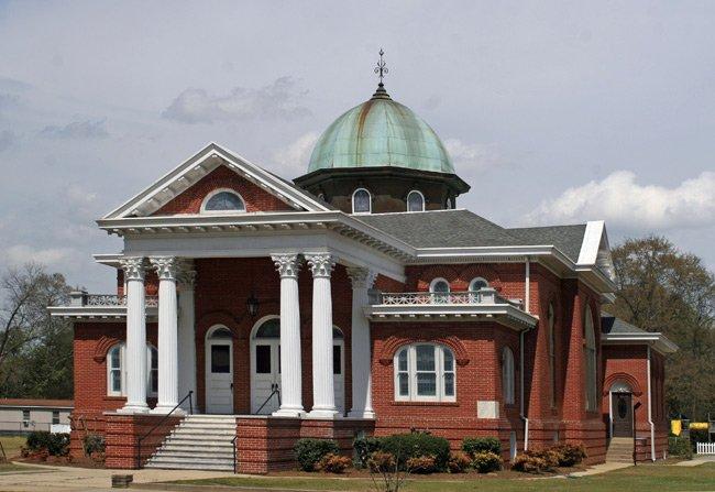 Main Street Methodist McColl