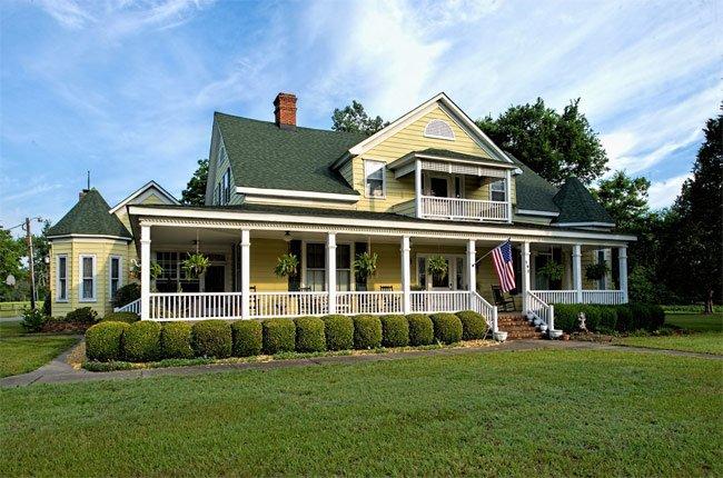 Marie Cromer Seigler House Aiken
