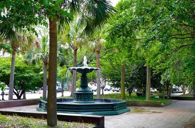 Marion Square Park