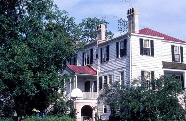 Marshlands House Beaufort Street VIew