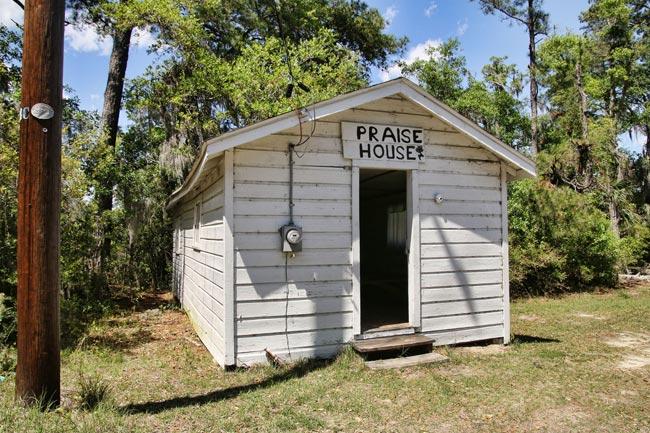 Mary Jenkins Praise House