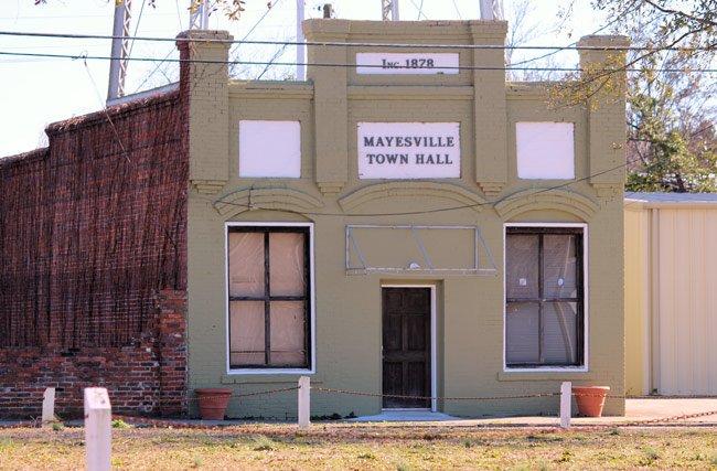 Mayesville Town Hall