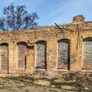 Mayo Mill Ruins