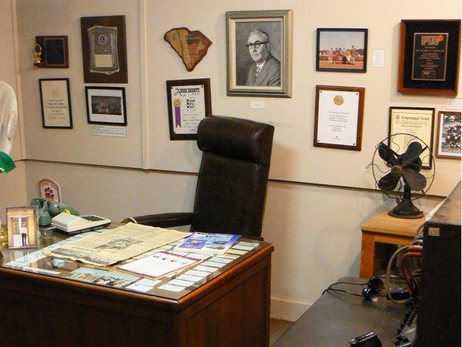 Mayor Weeks Office Aiken