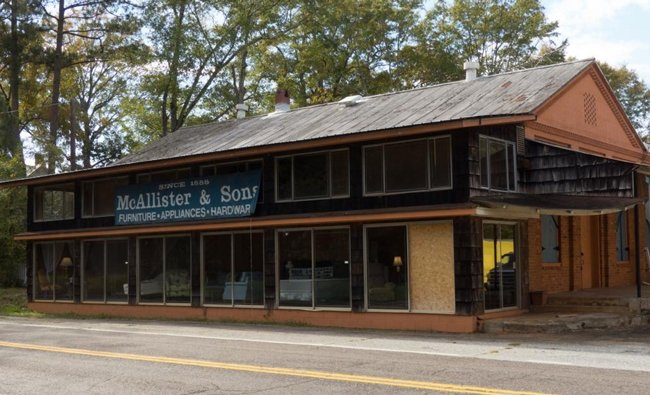 McAllister Store