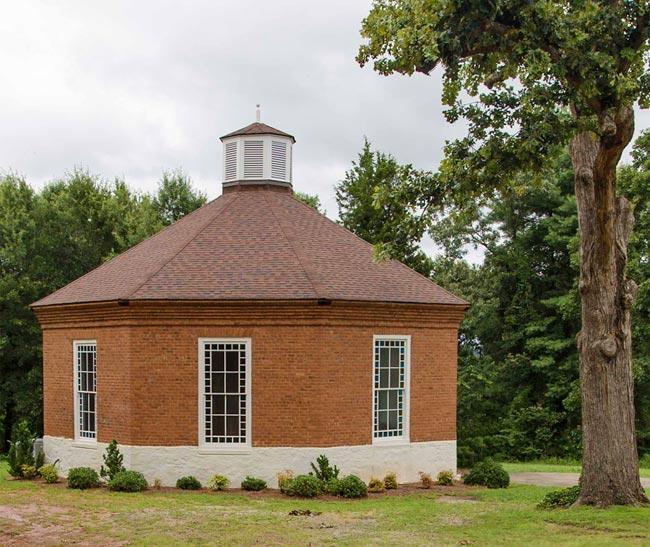 McBee Chapel Greenville County