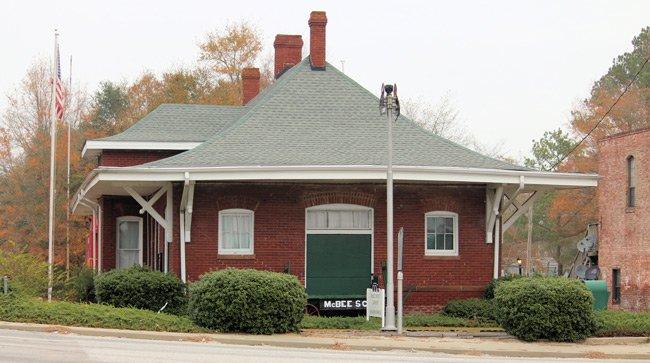 McBee Depot Building