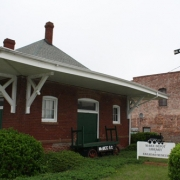 McBee Library and Railroad Museum