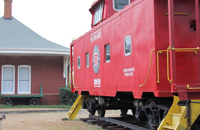 McBee Railroad