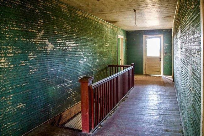 Bonnie's House Interior