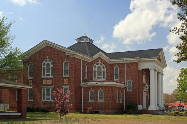 McColl First Baptist Church