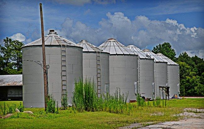 McCollough Grain Bins