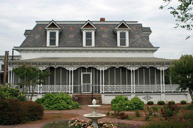 McCullogh House