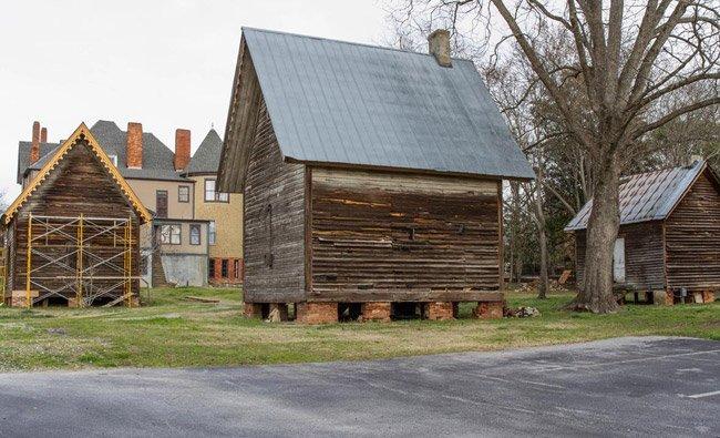 McGowan Barksdale Cabins
