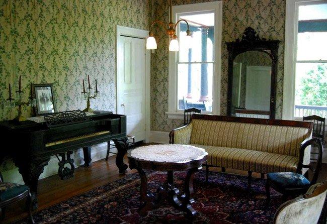 McGowan House Sitting Room