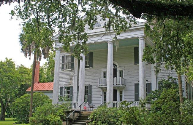 McLeod Main House