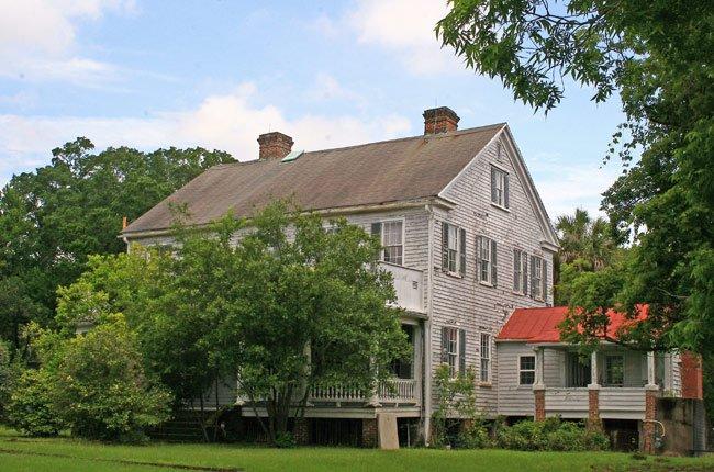 McLeod Plantation House
