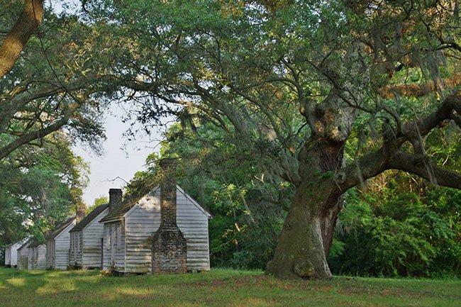 McLeod Plantation Slave Cabin