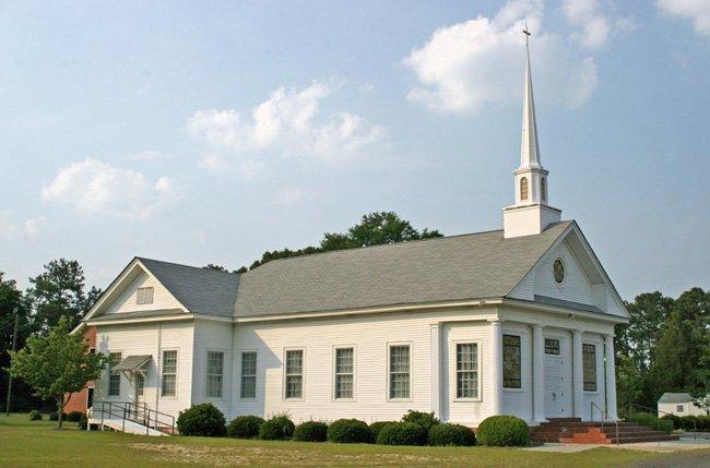 Mechanicsville Baptist Church