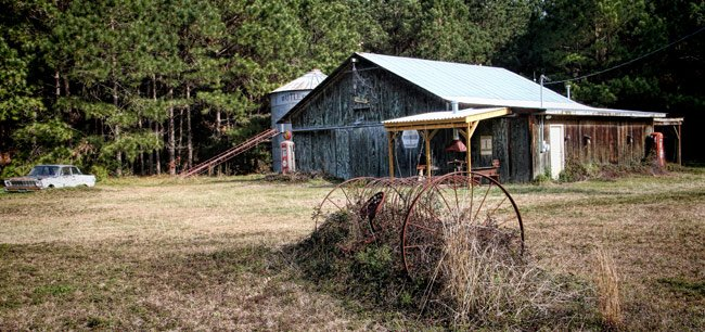 Meggett Farm
