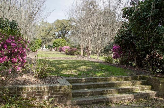 Mepkin Abbey Green