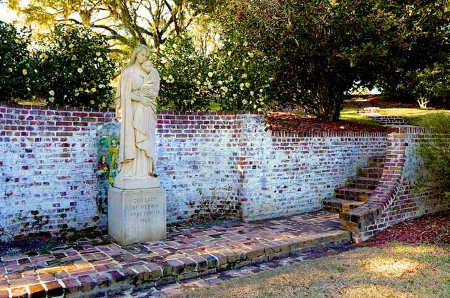 Mepkin Abbey Grounds