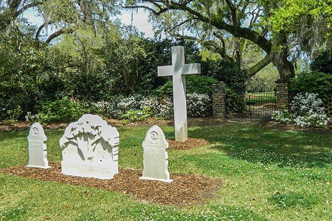 Mepkin Abbey Luce Cemetery