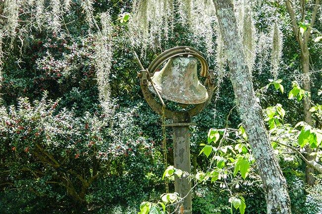 Mepkin Abbey Plantation Bell