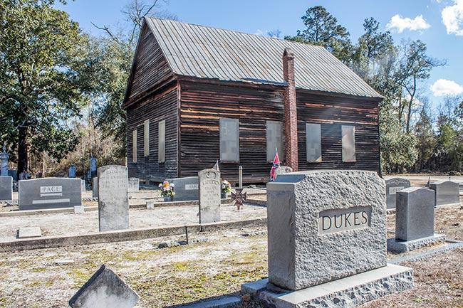 Sardis Methodist Church Graveyard