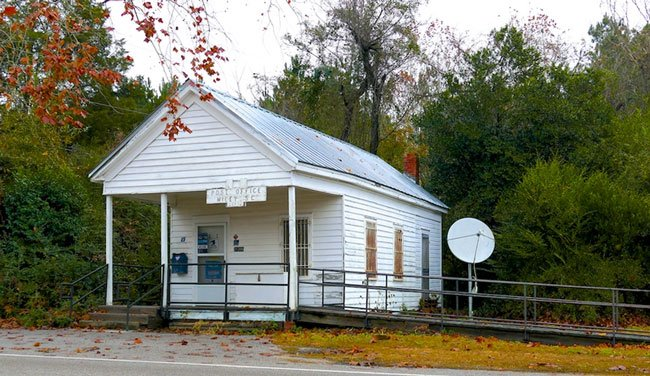 Miley Post Office