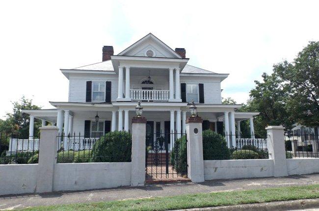 Mills-Mack House