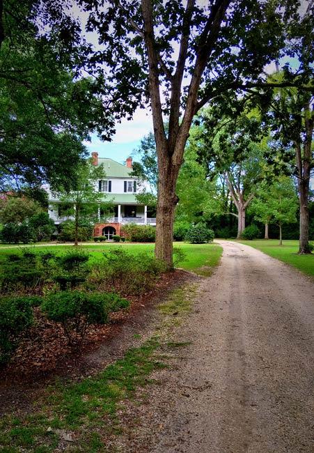 Millway House Entrance