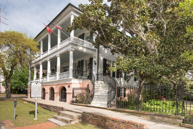 Milton Maxcy House Beaufort