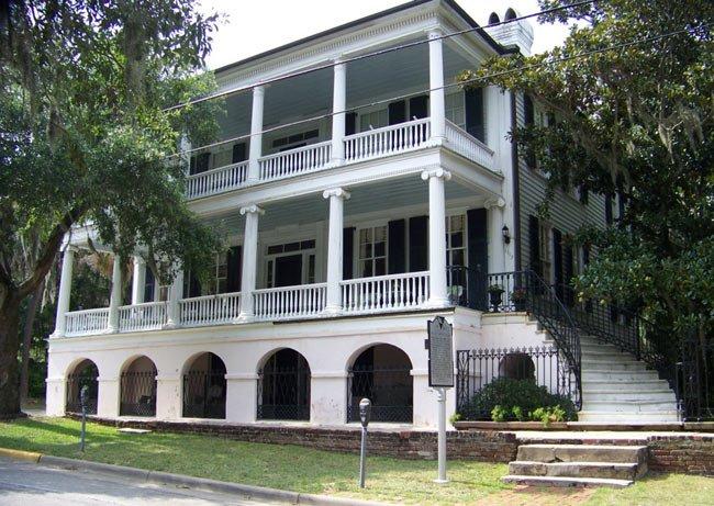 Milton Maxcy house