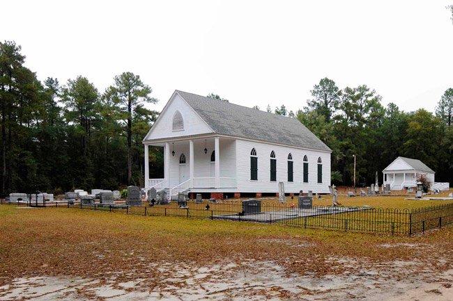 Mitz[ah Methodist Church