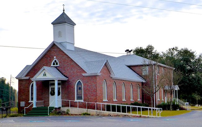 Montmorenci Baptist Church