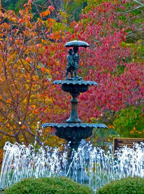 Morgan's Fountain