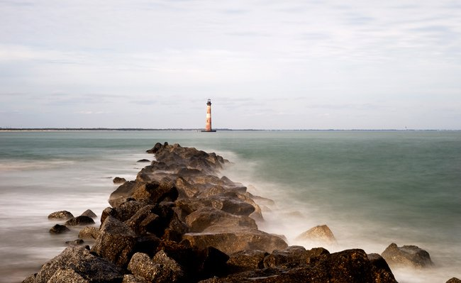 Morris Island Lighthouse SC