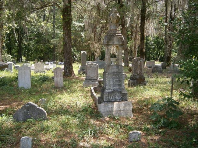 Mount Arnon Graveyard