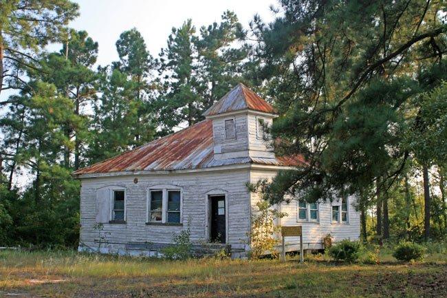 Mount Nebo Calhoun County