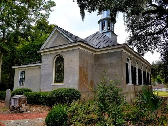 Mount Pleasant Christ Church Rear