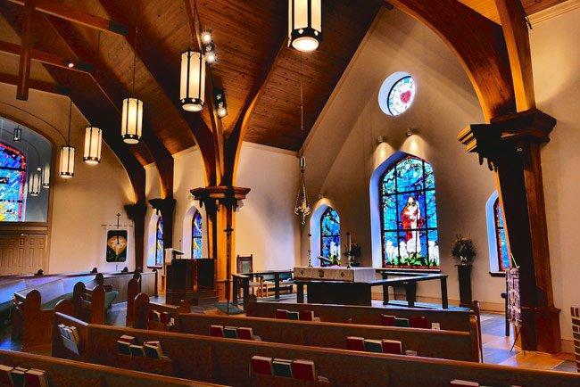 Mount Pleasant Lutheran Altar
