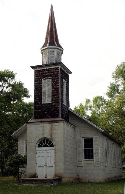Mt. Ariel Chapel
