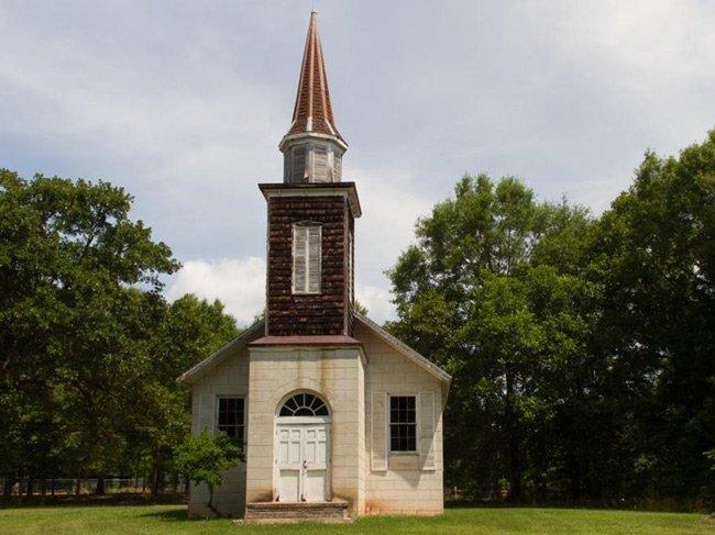 Mt. Ariel Church