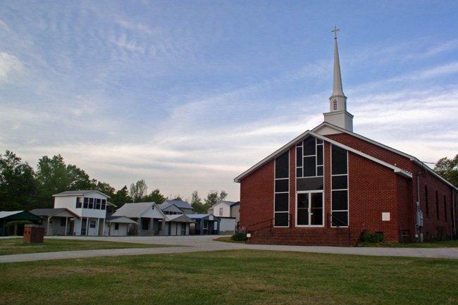 Mt. Carmel Campground Church