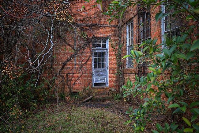 Mt. Croghan Academy Doorway